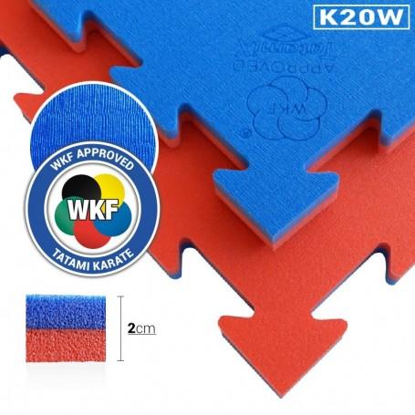 Tatami Karate Matte Zugelassene WKF