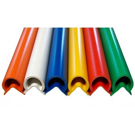 Wandschutz - PVC-Eckenabdeckung