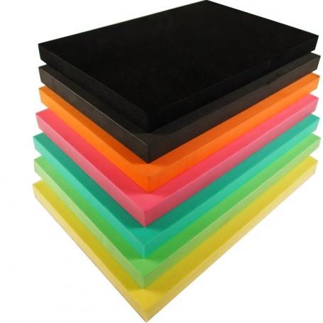 Blasenzellige Blöcke aus Schaumstoff-Polyethylen