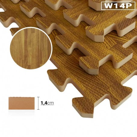Yoga Holz Kit - W14P